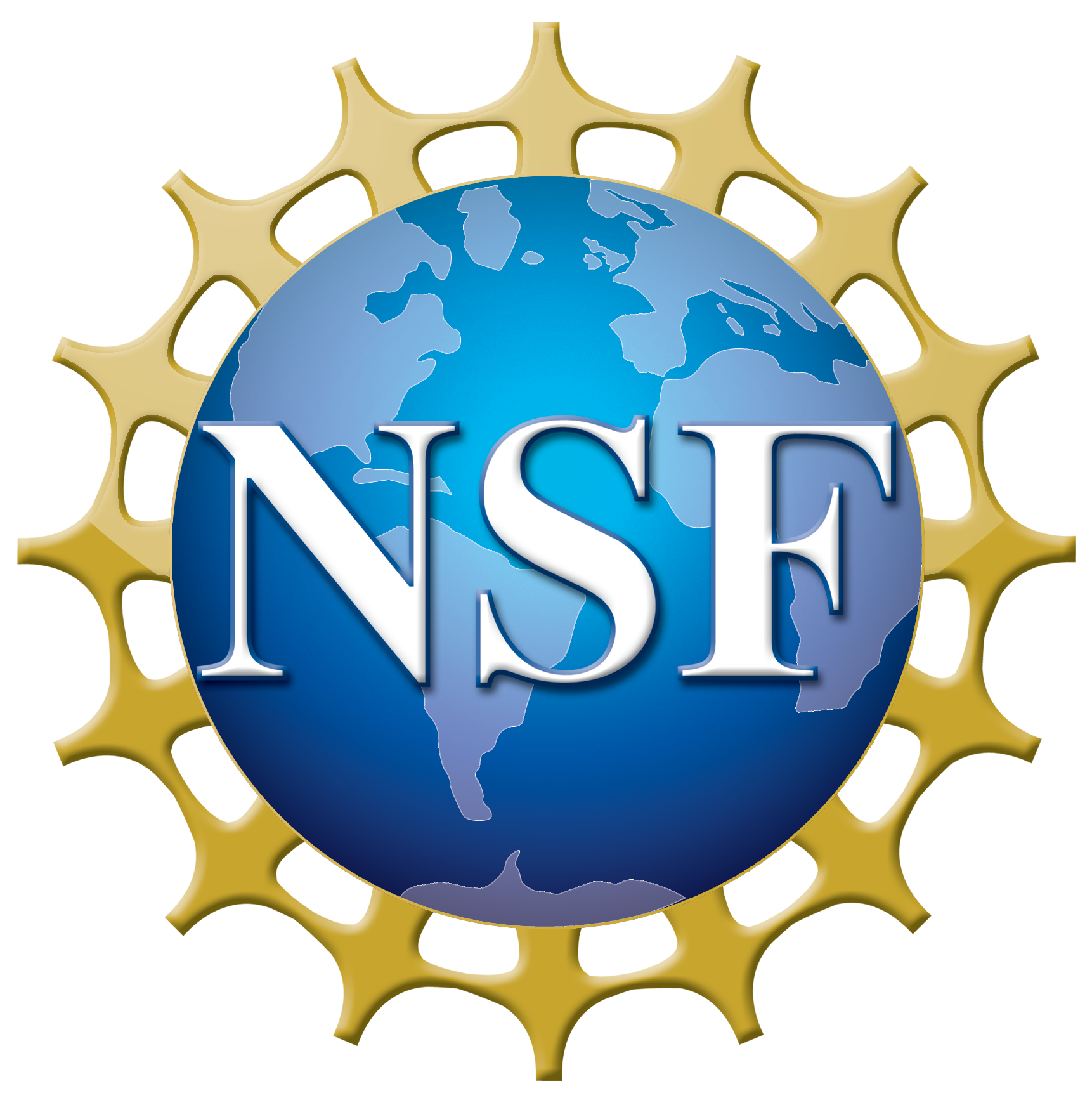 Picture of National Science Foundation's logo.